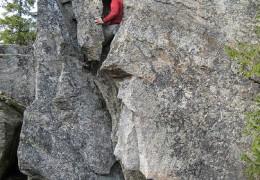 Bergafjärden