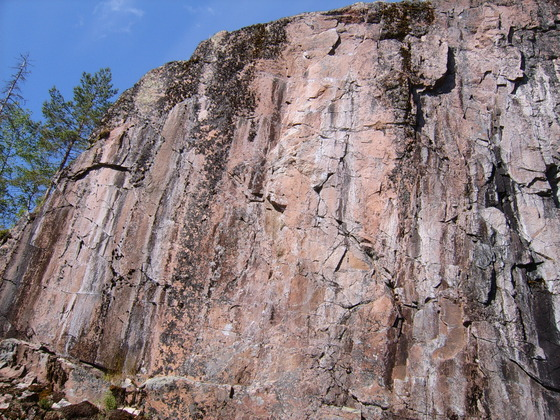Falkberget, Luleå