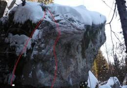 Sulvik-Boulder