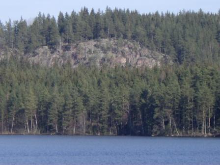 Rödberget (Flugebosjön)